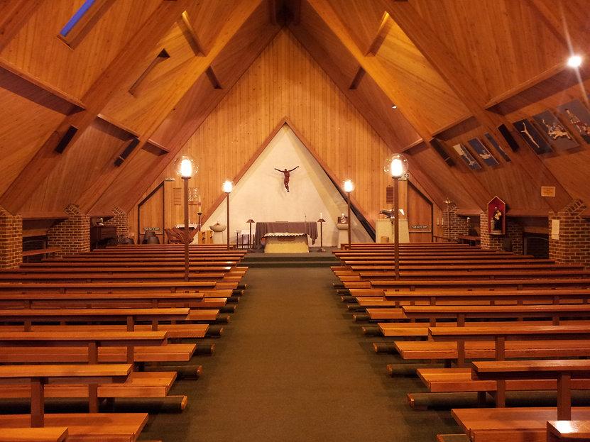 St Vincents RC Church Dartford Kent