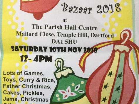 Christmas Bazaar 2018