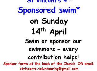 Sponsored Swim 2019