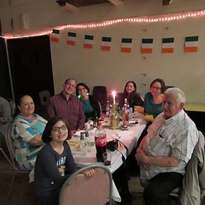 St Patrick's Night 2016