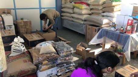 Lockdown in Peru | A letter from Fr. Alex