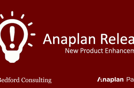 Looking Under the Bonnet of the Latest Anaplan Release