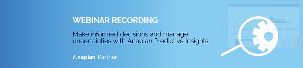 Predictive Insights Webinar Recording Wi