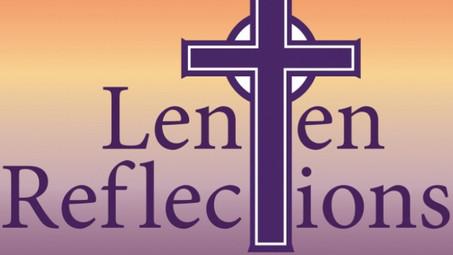 Lent Talks 2020