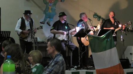 St Patrick's Evening 2016