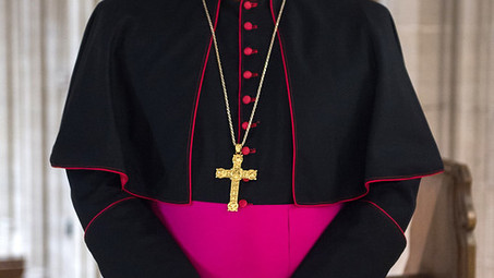 Letter to Prime Minister from Archbishop John Wilson