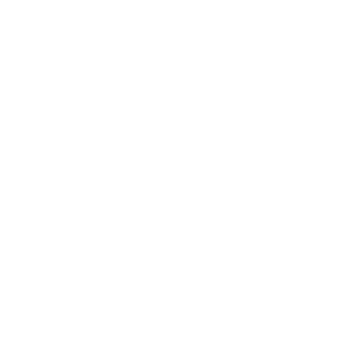 alextarrant_logo_4000x4000px_stroke_whit