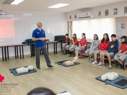 CPR (cardiopulmonary resuscitation)