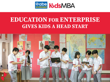 KidsMBA course at CIST