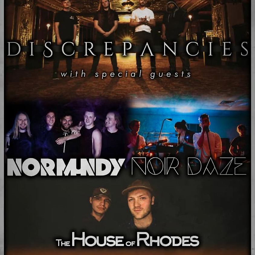 Discrepancies with special guest Normundy