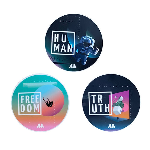 Human Connection Sticker Pack