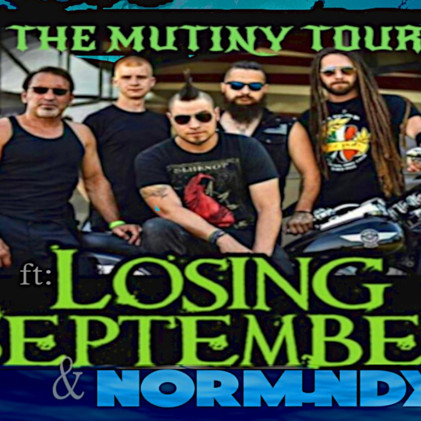 The Mutiny Tour: Losing September, Normundy