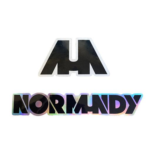 NORMUNDY Sticker Pack