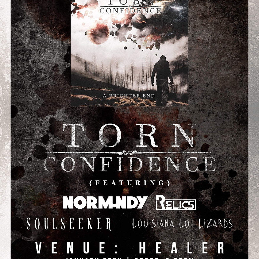 Torn Confidence ~ A Brighter End Album Release Show