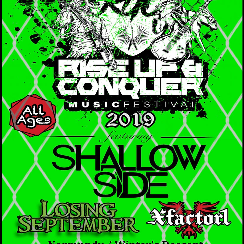 Rise Up & Conquer Music Festival