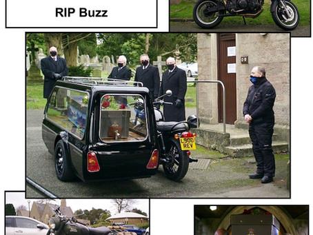 Biker's Say Farewell