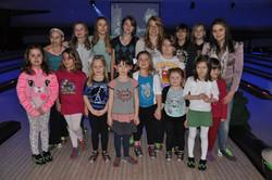 Brady Saskatoon Bowling Party 2014