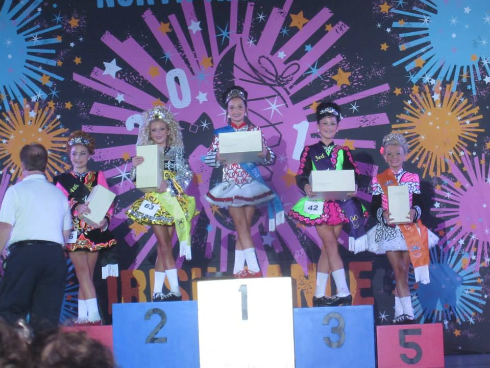 Brady Dancers 5th place at North American National Champion.jpg