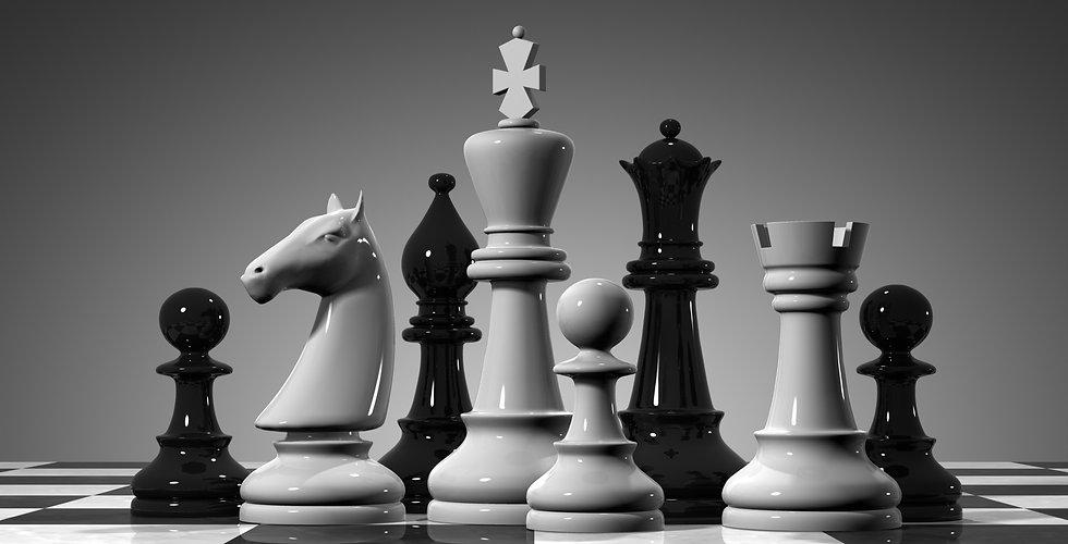 Chess Club Header Pieces