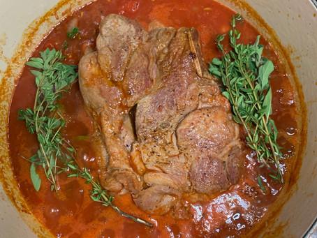Pork Ragu with Tagliatelle Pasta