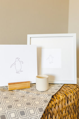 Minimal Baby Penguin