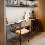 Cadeira Lark Office