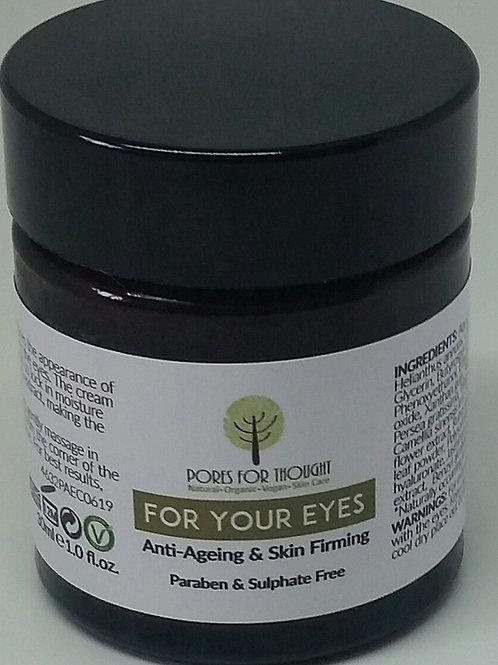 Vegan Eye Cream-Anti Age