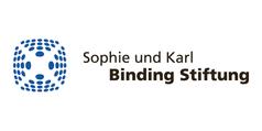 Sophie und Karl Binding Stiftung.png