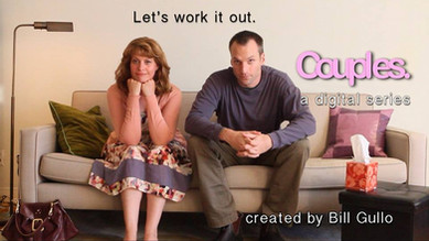 The poster for the webseries Couples