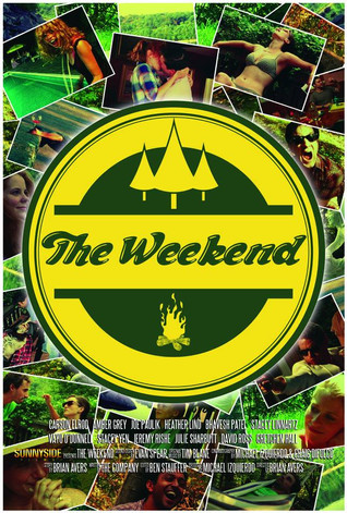 The poster from the film THE WEEKEND.