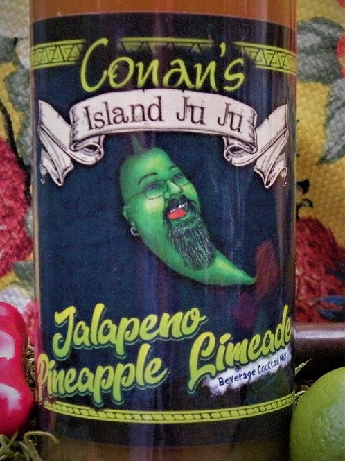 Jalapeno Pineapple Limeade