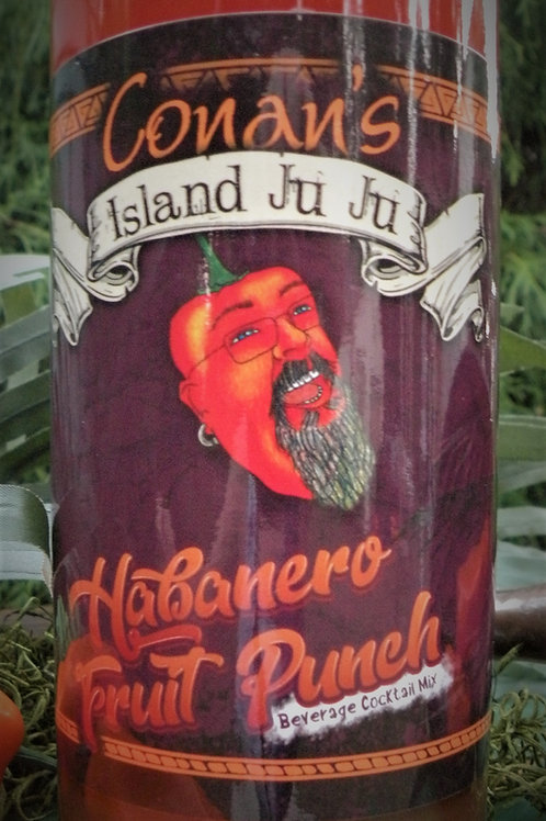 Habanero Fruit Punch