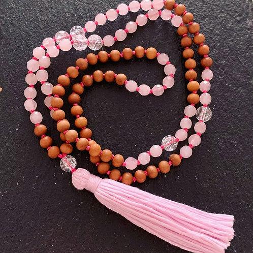 May/Venus/Heart Chakra 'Mala'