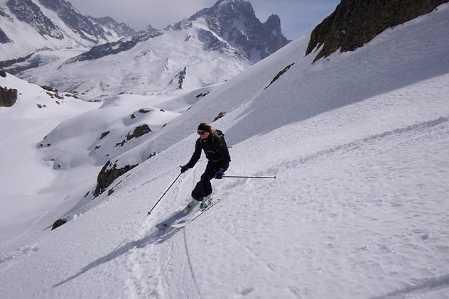 Ski touring in the Alps 2015
