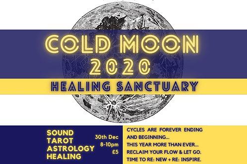 Full Moon Ceremony: 30.12.2020