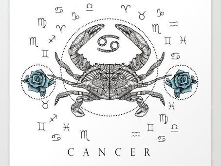 Cancer Shores: Zodiacal Musings