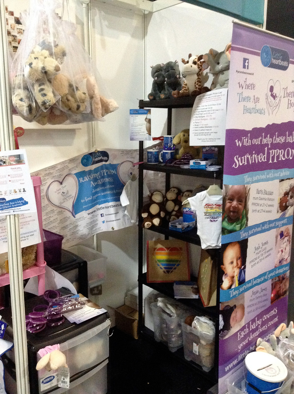 Stand B23 at The Baby & Toddler Show March 2017