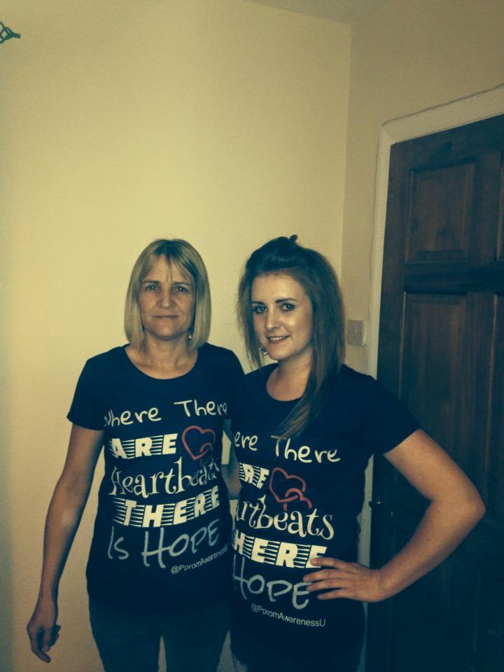 EmilyTranter & her mum