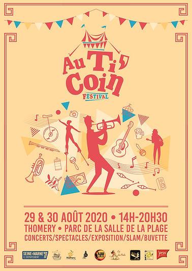 Affiche Au Ti'Coin