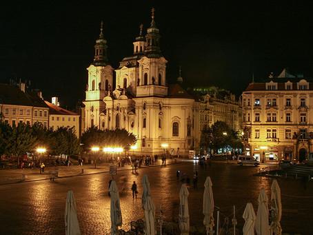 REIS TSJEKKIA Praha på 123