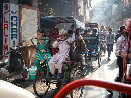 REIS India - To dager i Delhi
