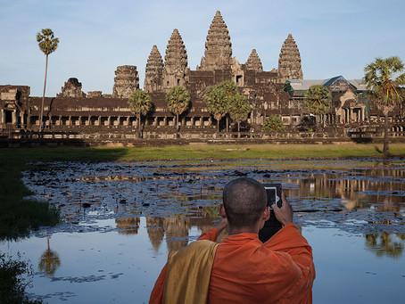 REIS KAMPUCHEA Angkor Wat