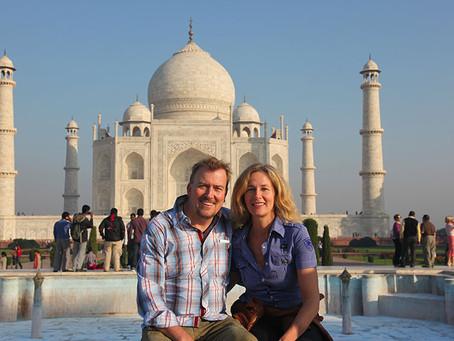 REIS INDIA   Taj Mahal kjærlighetens palass