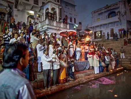 REIS INDIA  Peace & love i Pushkar
