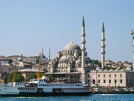 REIS TYRKIA Der Øst møter Vest