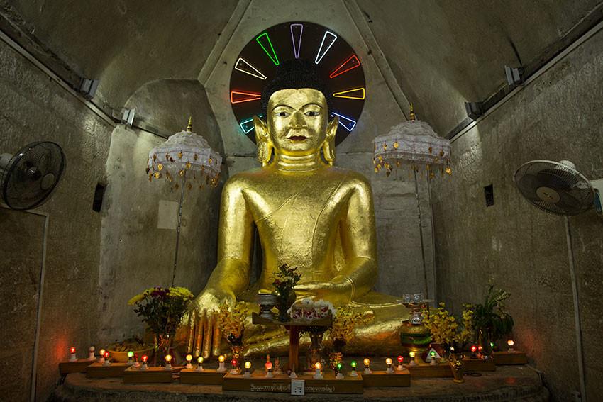 Reisenden Mrauk OU Burma