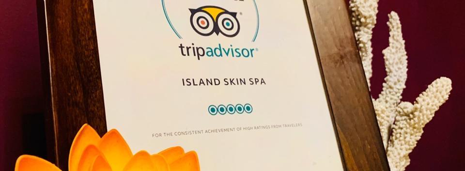 5 Star Trip Advisor Rating