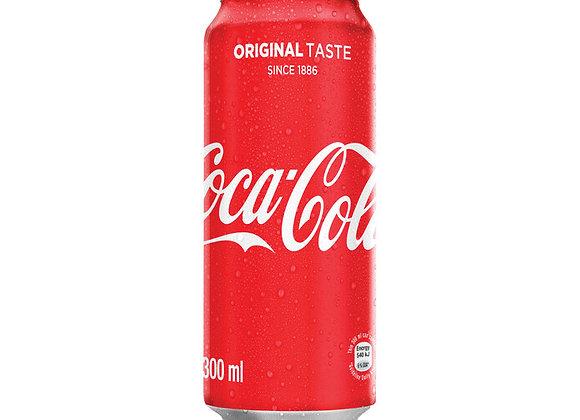 Coca- Cola Can (300ml)