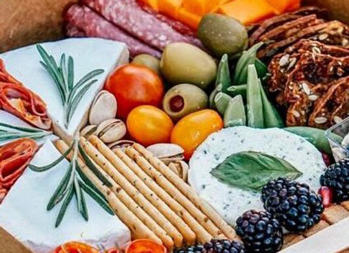 Meat & Cheese Platter (serves 2)