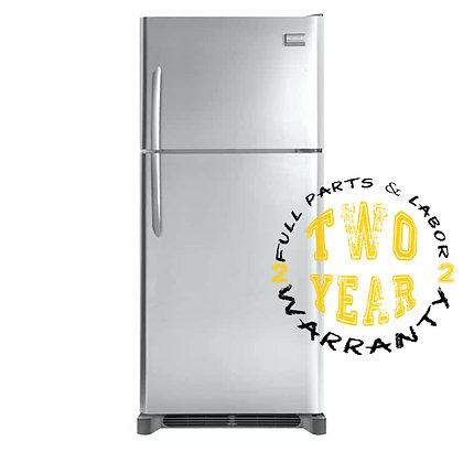 18' Frigidaire Refrigerator - Stainless
